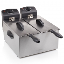 Фритюрница Tristar FR-6937 Double Fryer